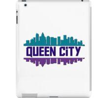 Queen City, NC iPad Case/Skin