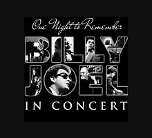 BILLY JOEL ONE NIGHT TO REMEMBER Unisex T-Shirt