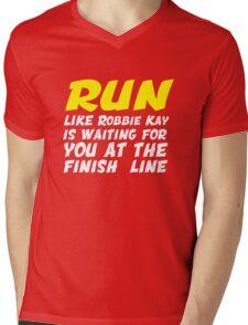 OUAT Peter Pan Motivation T-Shirt Mens V-Neck T-Shirt