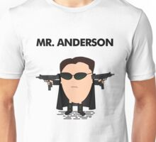 Mr. Anderson Unisex T-Shirt