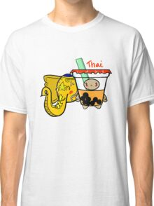 Thai - Boba Kids Classic T-Shirt