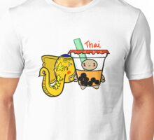 Thai - Boba Kids Unisex T-Shirt