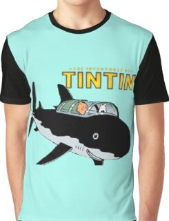 tintin Graphic T-Shirt