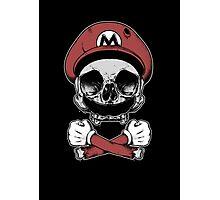 Mario Death Squad Photographic Print