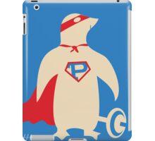 Super Penguin!!! iPad Case/Skin