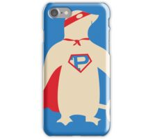 Super Penguin!!! iPhone Case/Skin