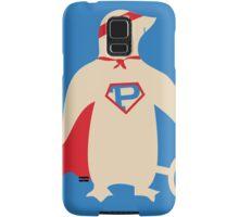 Super Penguin!!! Samsung Galaxy Case/Skin