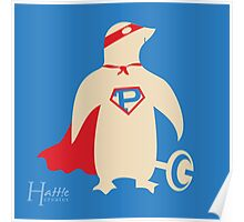 Super Penguin!!! Poster