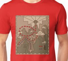 Kuzco Map Unisex T-Shirt