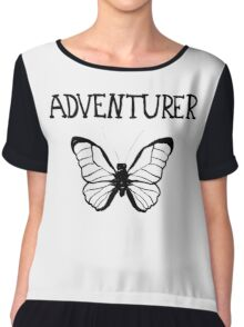 adventurer Chiffon Top