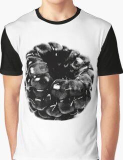 Black raspberry Graphic T-Shirt
