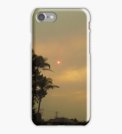 Bushfire Sun iPhone Case/Skin