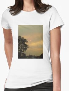 Bushfire Sun Womens Fitted T-Shirt