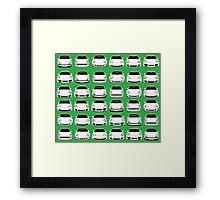 Neunelfers Framed Print