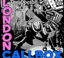 London Callbox by Captain RibMan