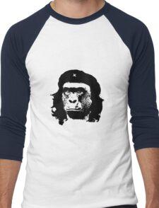Harambe Che Guevara Men's Baseball ¾ T-Shirt