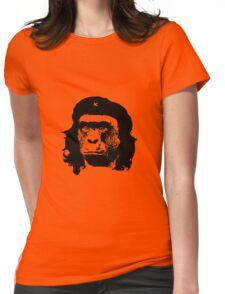 Harambe Che Guevara Womens Fitted T-Shirt