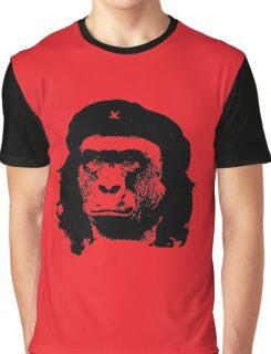 Harambe Che Guevara Graphic T-Shirt