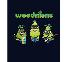 The Weednions Photographic Print
