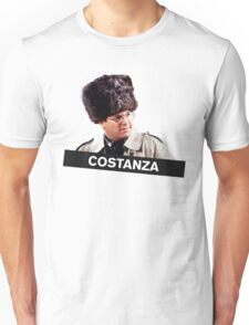 Costanza's Russian Hat Unisex T-Shirt