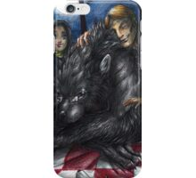 Hannibal - Picnic with the werewolf iPhone Case/Skin
