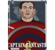 Captain Fantastic Steven Gerrard iPad Case/Skin