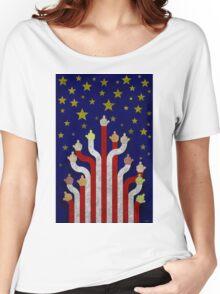 FYEAH Women's Relaxed Fit T-Shirt