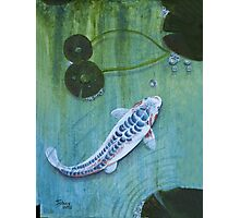 Koi #3 Photographic Print