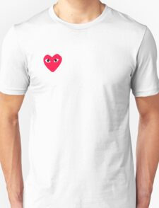 Comme Des Garcons Unisex T-Shirt