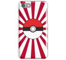 Poké Flag iPhone Case/Skin