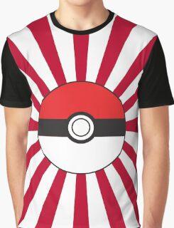 Poké Flag Graphic T-Shirt
