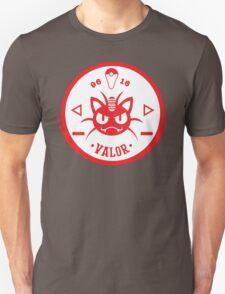 -GEEK- Team Valor Meowth Unisex T-Shirt