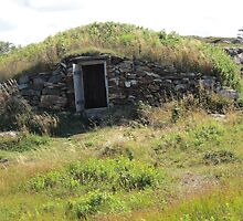 The Old Root Cellar by KarenAKnights