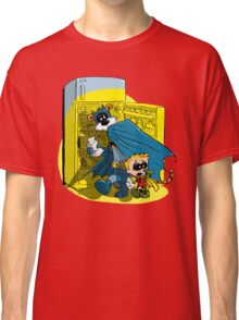Calvin And Hobbes : Freezer Sneakers Classic T-Shirt