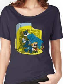 Calvin And Hobbes : Freezer Sneakers Women's Relaxed Fit T-Shirt