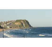 Merewether - From the pool to the beach. Photographic Print
