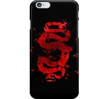 Spartacus - Red Serpent iPhone Case/Skin