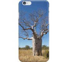 Boab Tree iPhone Case/Skin