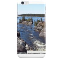The Rushing River iPhone Case/Skin