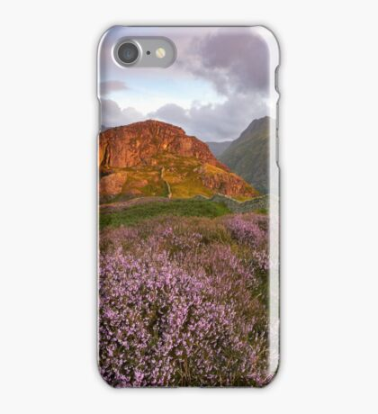 Pikes and Heather iPhone Case/Skin