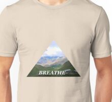 Triangle - Breathe it all in Unisex T-Shirt