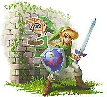 TGM Legend of Zelda Photographic Print