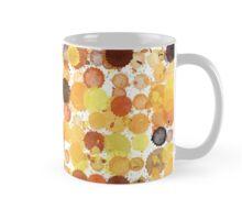 Fancy a Coffee? - orange-coloured splash Mug
