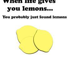 Bo Burnham - Lemons by NotReally