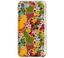 Sakura Festival Colourful Cherry Blossom Pattern iPhone Case/Skin