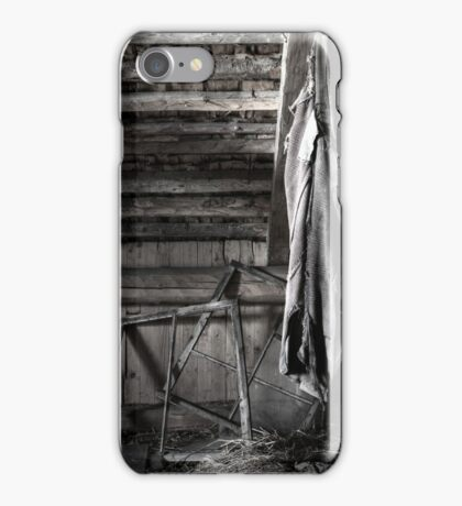 13.8.2016: Old Trousers iPhone Case/Skin