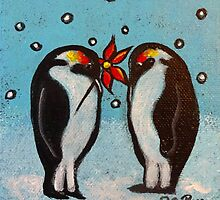 Penguin Love by Juli Cady Ryan