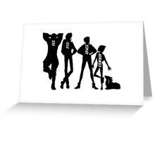 See You Space Cowboy... Greeting Card
