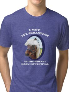 Li'l Sebastian T-Shirt Tri-blend T-Shirt