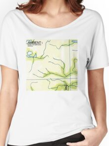 Ambient 1, Music For Airports Women's Relaxed Fit T-Shirt